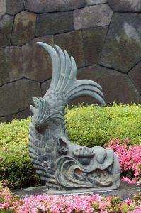 江戸城 鯱